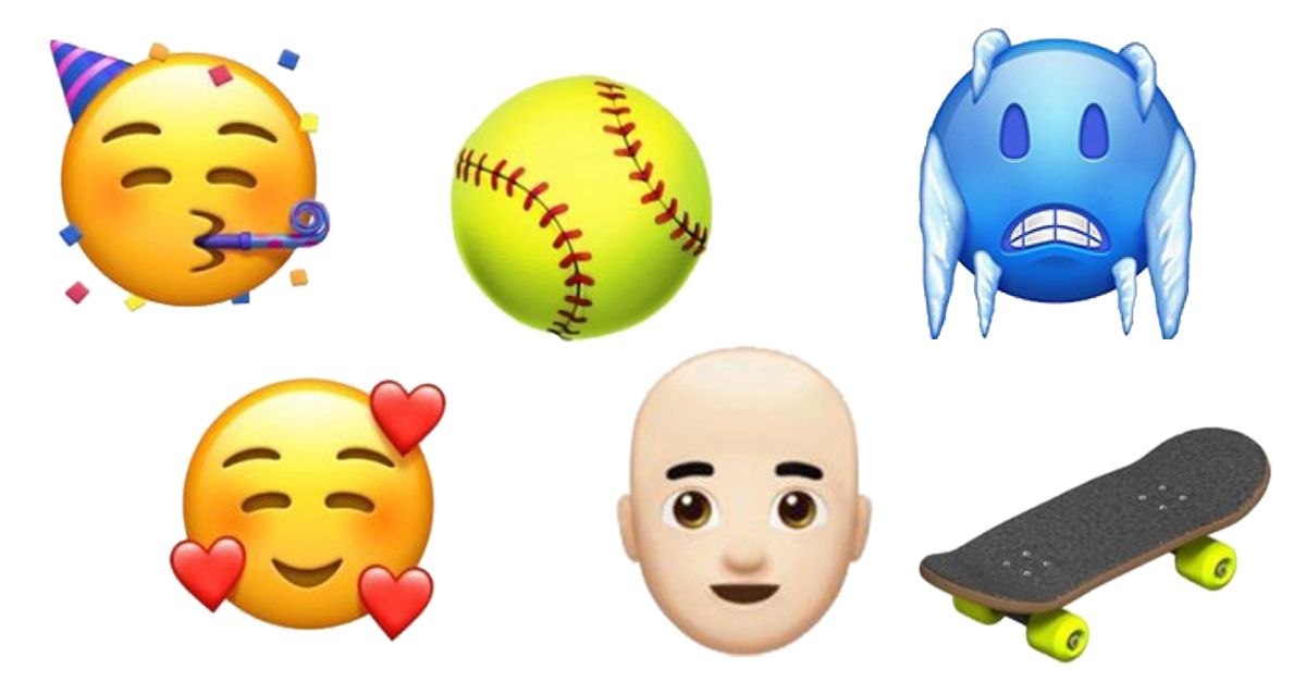 nuove emoji ios 12